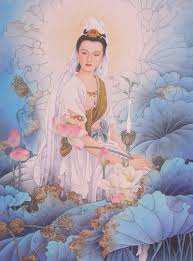 Claudia Voggeneder_Das Medium_Lady Kwan Yin